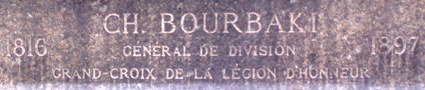 charles bourbaki