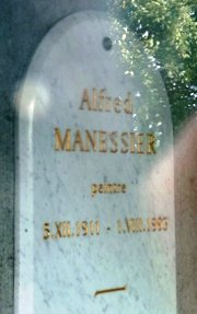 alfred manessier