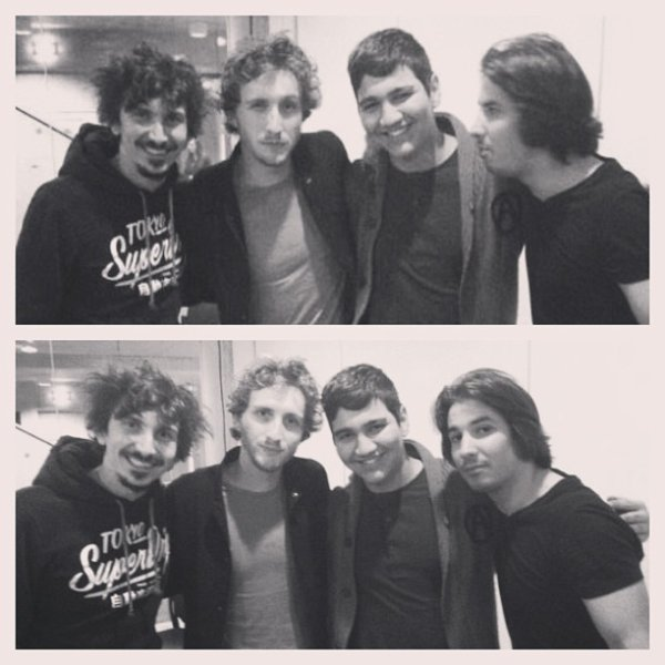 PHOTOS - Arnaud Tsamere, Jeremy Ferrari, Baptiste Lecaplain |