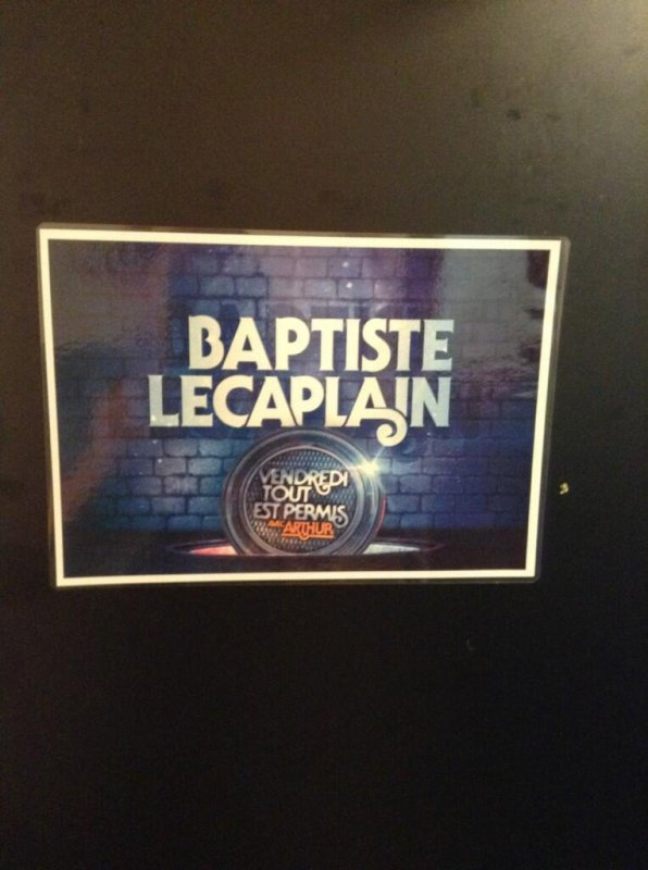 TWITTER - BAPTISTE LECAPLAIN