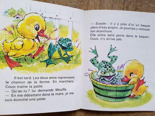 Le ptit livre du dimanche: Les aventures du Couic.