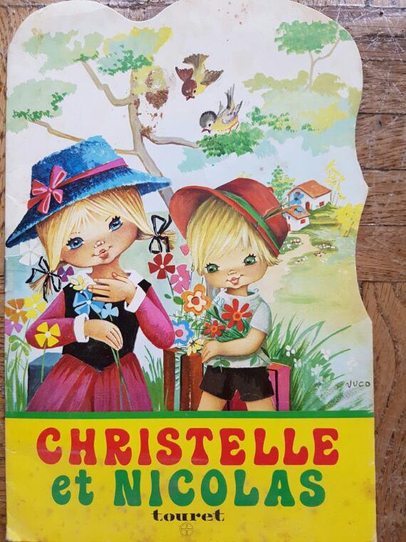 Le ptit livre du dimanche : Christelle et Nicolas.