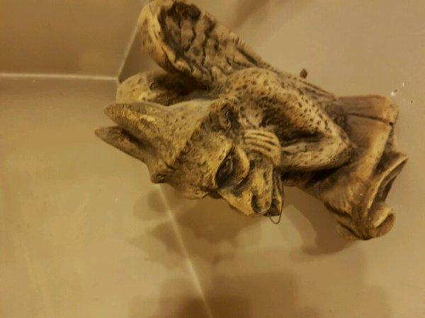 Gargouilles...