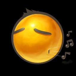 J'écoute de la music mennuis grave