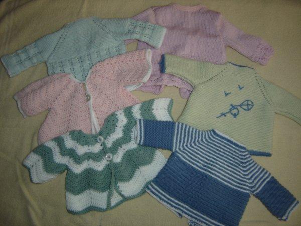 pour les bébés