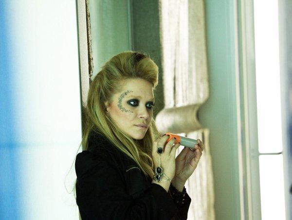 Mary-Kate pour son film, Beastly, en 2009 à Montréal