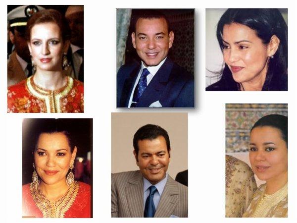 Petite recap' sur la monarchie morocaine et sa famille royale