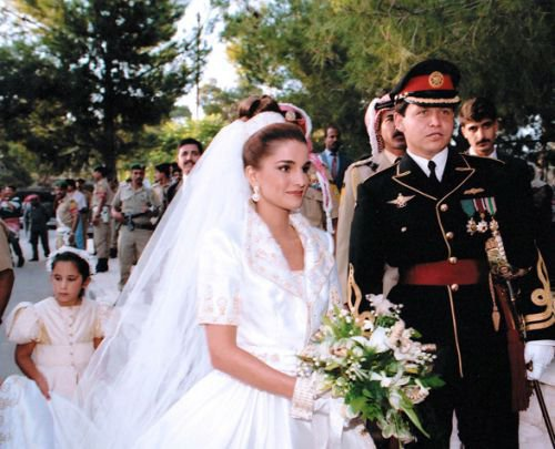 Le roi Abdullah II