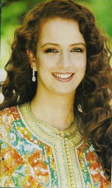 "La princesse Lalla Salma, la premiere ""princesse consort"" du Maroc"