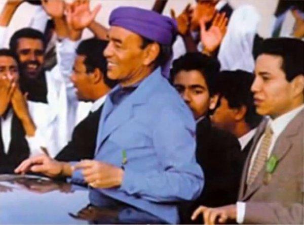 Le roi soleil du Maroc, feu sa majesté le roi Hassan II