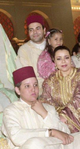 Princesses du Maroc, les filles du défunt roi Hassan II