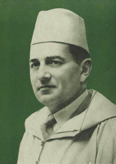 Le père de la nation marocaine moderne : feu sa majesté le roi Mohammed V