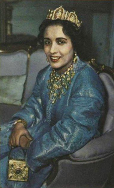 Princesses du Maroc: filles de feu le roi Mohammed V