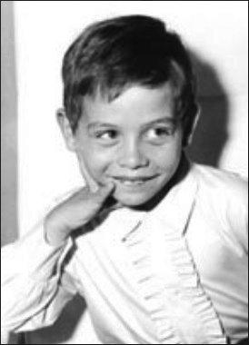 Photos du jeune roi Abdullah II de Jordanie