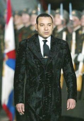 Photos d'archive : sa majesté le roi Mohammed VI