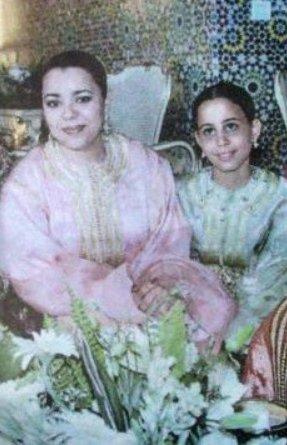 Photos d'archives: Famille royale du Maroc