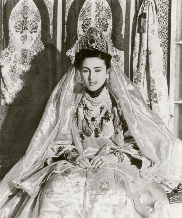 Feue la princesse Lalla Fatima Zahra décedée le 10 aout 2014