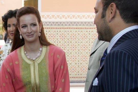 Photos d'archive: La princesse Lalla Salma
