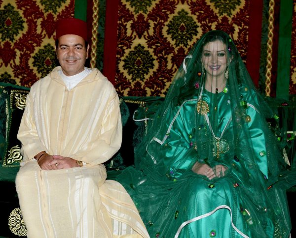 Mariage du prince Moulay Rachid