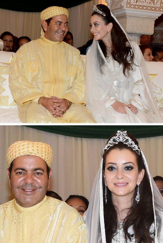 mariage du prince moulay rachid - Mariage Lalla Soukaina
