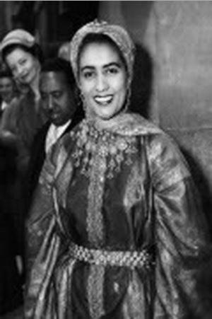 Photos d'archive: Princes et princess du Maroc