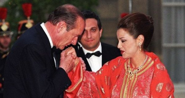 Photos d'archive: Princes et princess du Maroc