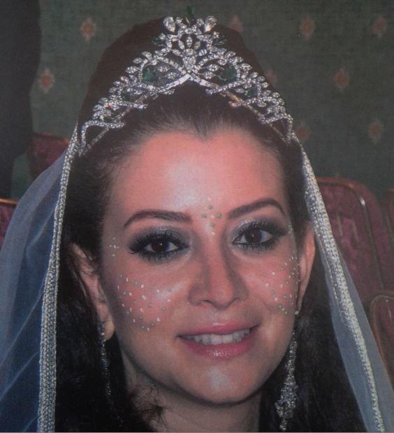 Photos inédite de la princesse Lalla Oum Kelthoum