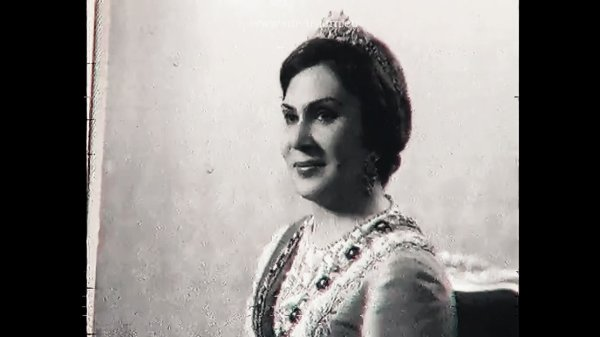 Photo d'archive: portrait officiel de la reine Zein de Jordanie