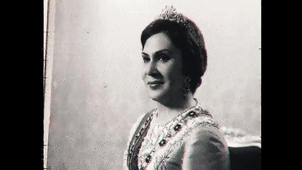 Photo d'archive: portrait officiel de la reine Zein de Jordanie