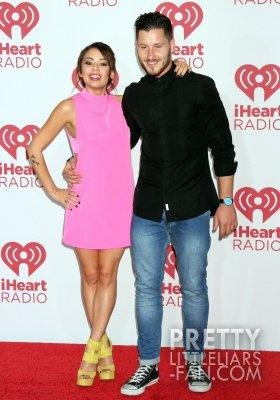 Janel au 2014 IHeart Radio Music Festival, Las Vegas