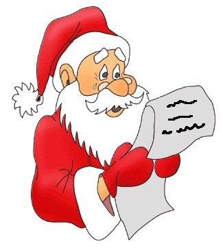 Ma Wish List pour Noel