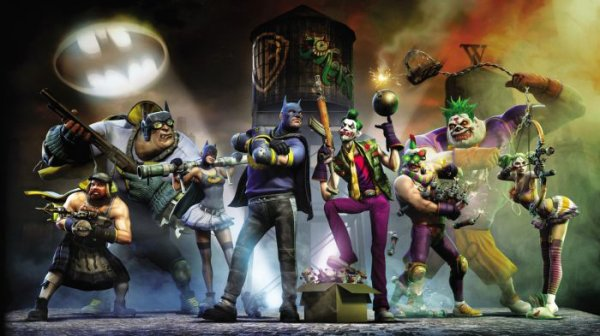 Gotham City Impostors, post by Difool impostor.