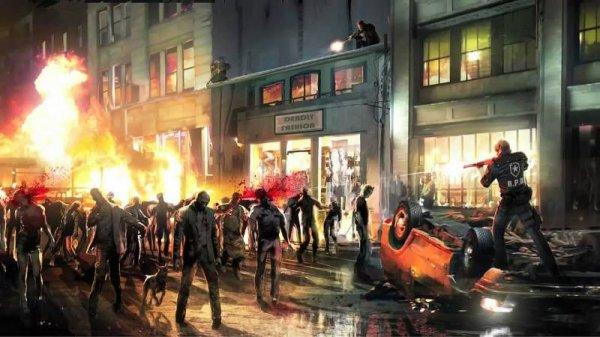 Resident Evil: operation Raccoon city, zzzzzZZZzzzzombies.