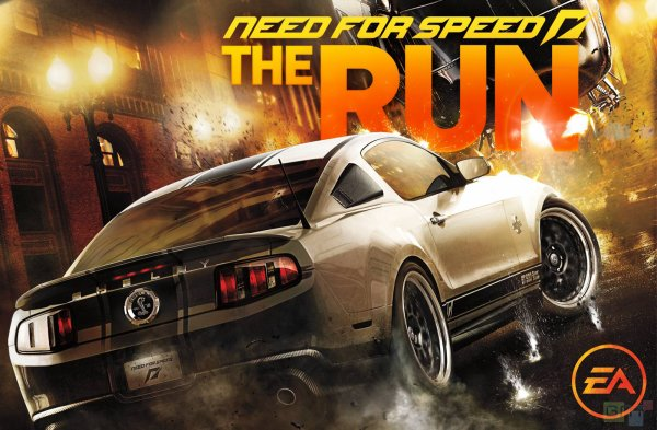Need For Speed: The Run, run Forest run.