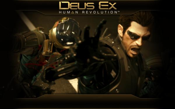 Deus Ex: Human Revolution.