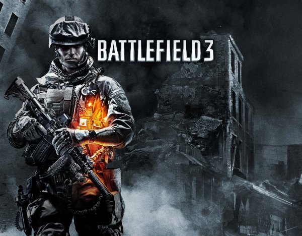 Battlefield 3, vidéo du multi.