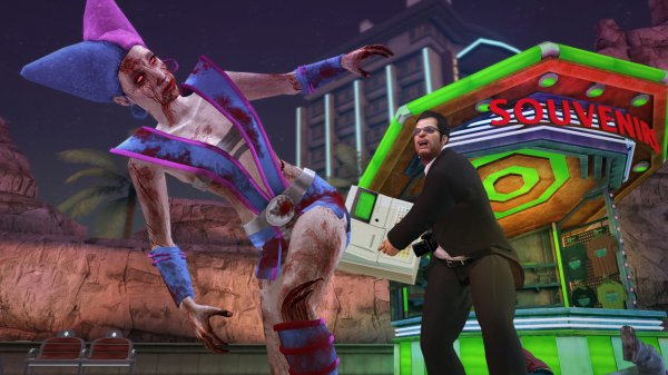 Dead Rising 2: off the record, le mode sandbox.