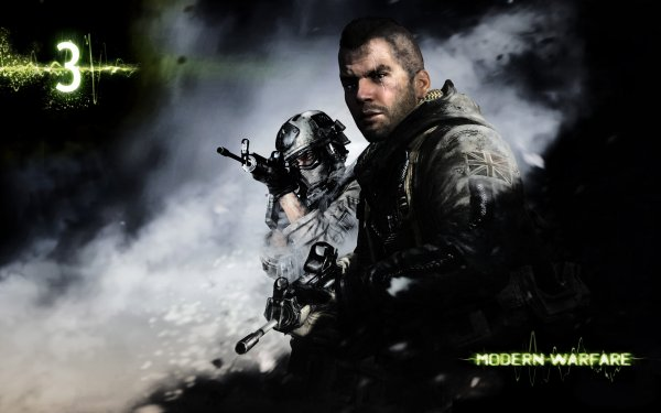 Modern Warfare 3.