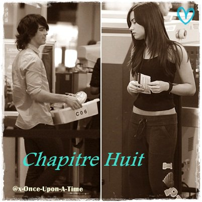 Chapter Eight. #Il Va Falloir Être Patient...
