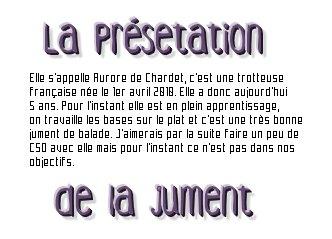 AURORE DE CHARDET
