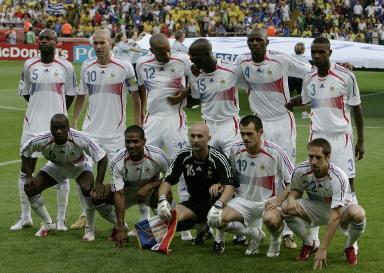 Equipe de france de football 2006 coupe du monde le sky des bleus - Musique coupe du monde 2006 ...