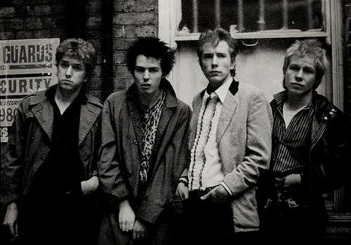 Never mind the bollocks, here's the Sex Pistols !