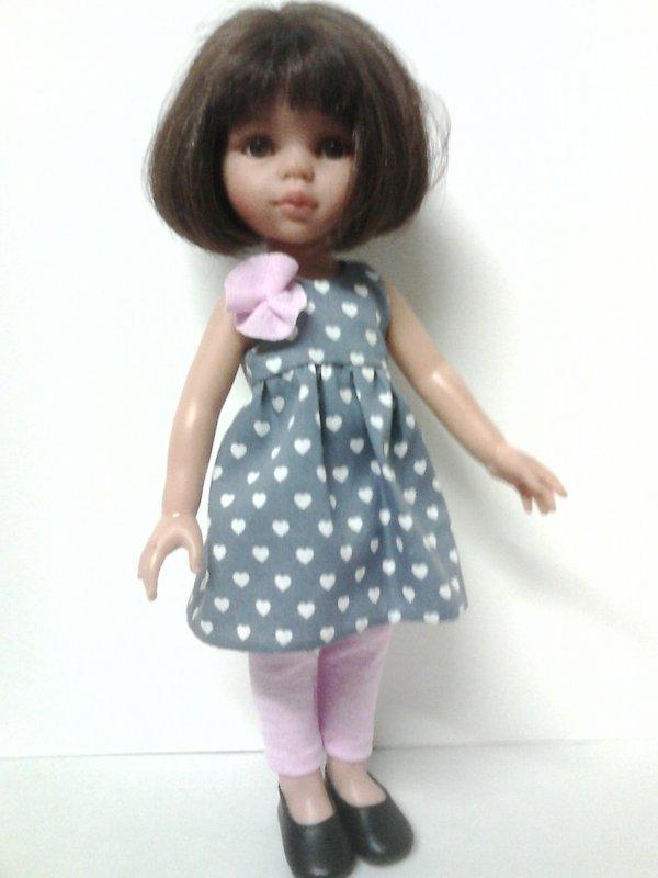 nouveau tissu nouvelle robe que du bonheurrrrr...................