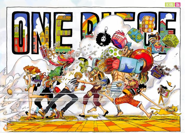 Scan One Piece 911 VF
