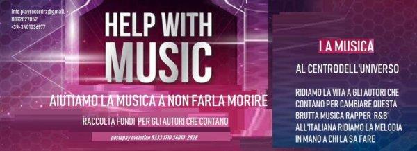 aiuta la musica a non farla morire