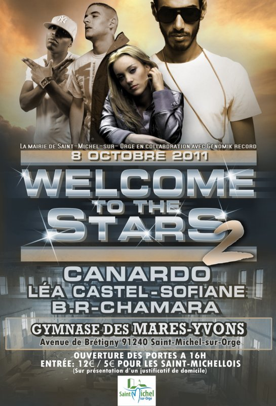 Concert Welcome to the stars 2