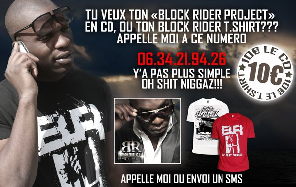 Block Rider project DISPONIBLE....