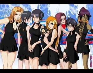team bleach (women)