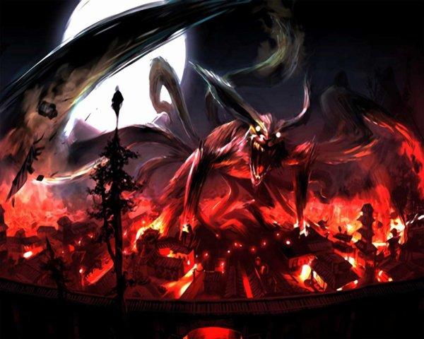 demon à 9 queues:kyubii