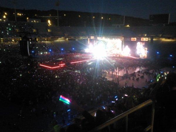 Concert WWAT Barcelona